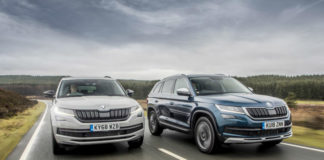Kodiaq SportLine and Scout