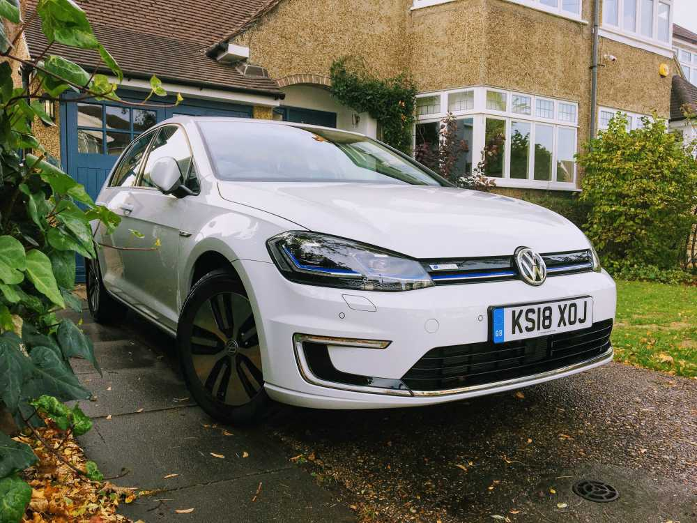 Electric Cars Are App Driven Part 2 Vw E Golf Long Term Review 4