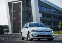 Volkswagen e Golf_static 1