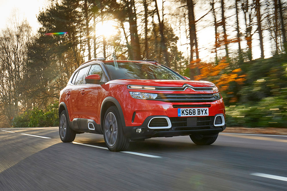 citroen c5 aircross review new kid on the suburban suv. Black Bedroom Furniture Sets. Home Design Ideas