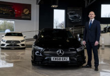 Tom Brennan Head of Fleet Mercedes Benz