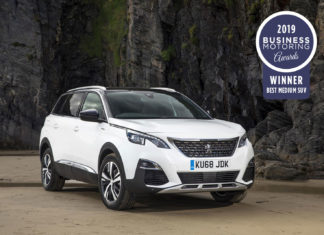 best medium suv peugeot 5008 1.5 litre blue hdi ss allure