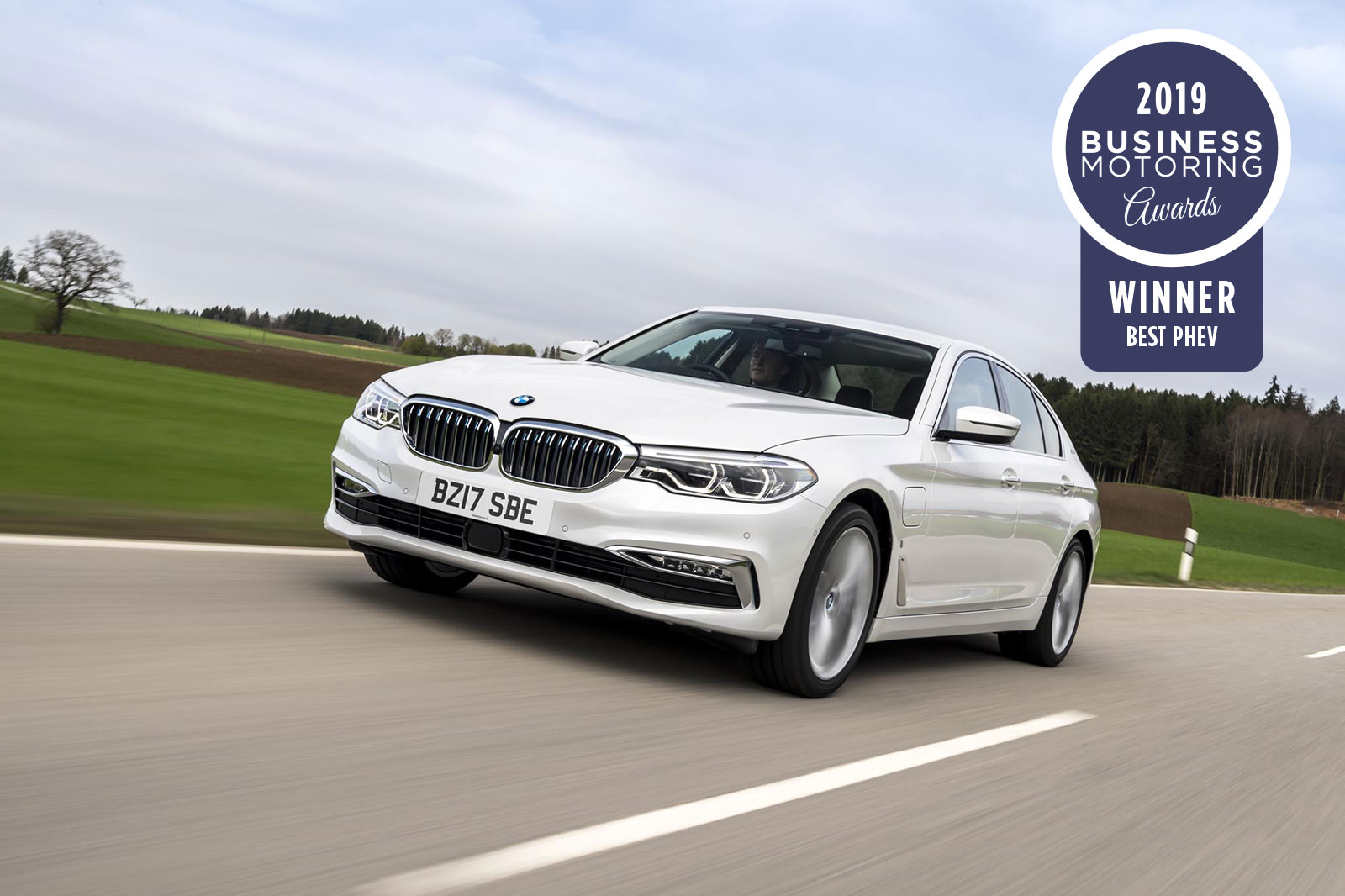 best phev bmw 530e se