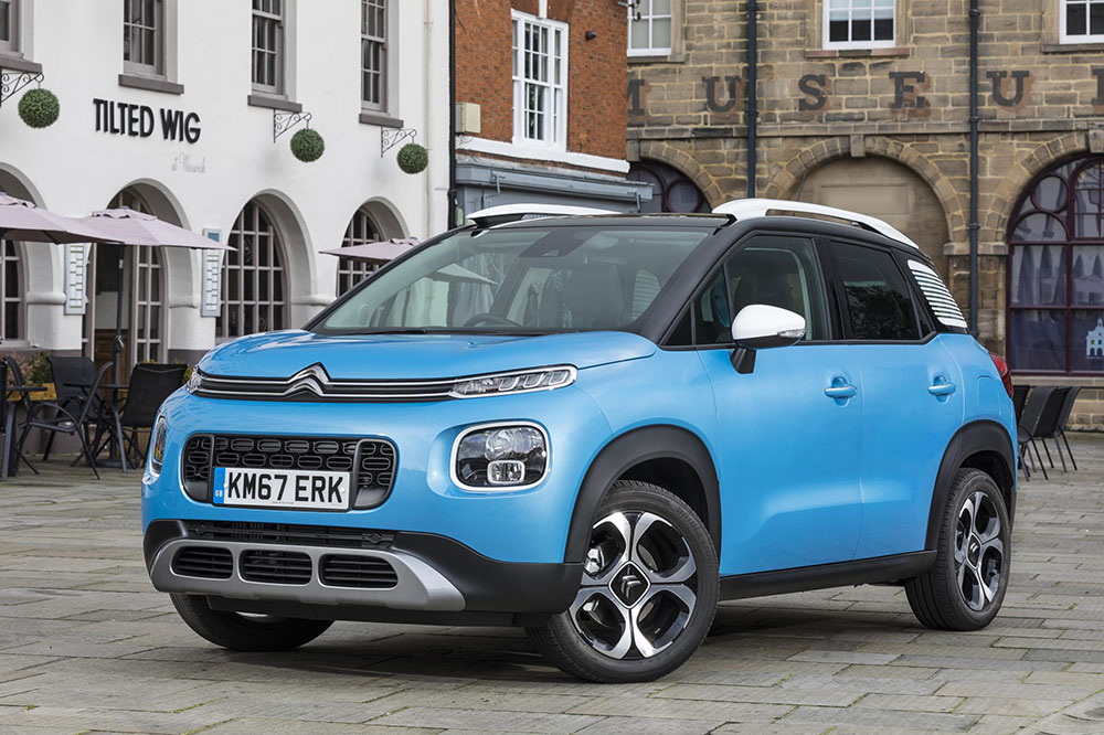 The Best Small Suvs 2019 Business Motoring