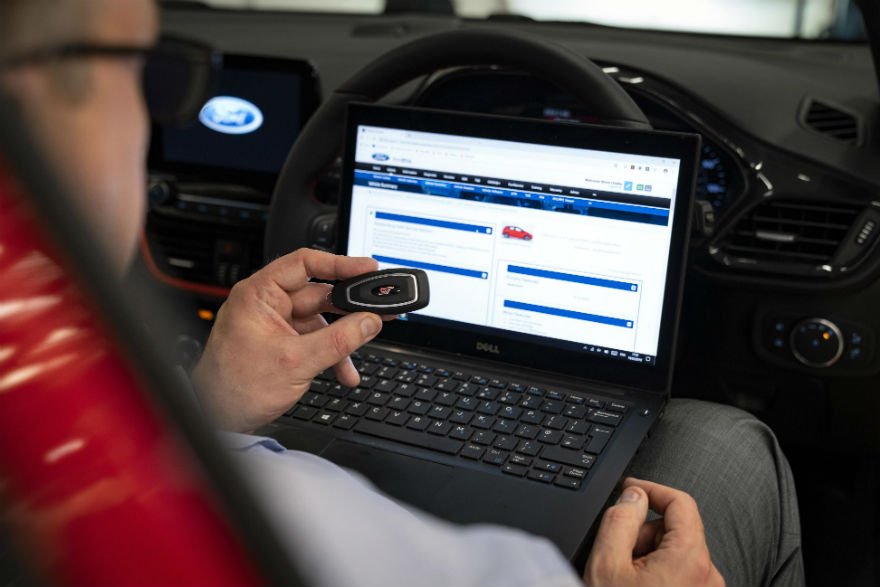 Ford fobs off the hackers   Business Motoring